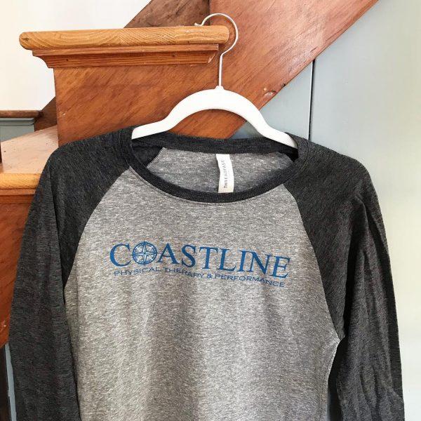 Coastline Baseball Tee